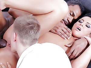 Cut-price Get hitched Fucked hard by Dark-hued accelerate Shush