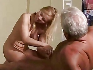 Primeval Venerable Young  Teenie Damsel Fucked at the end of one's tether 2 grandz