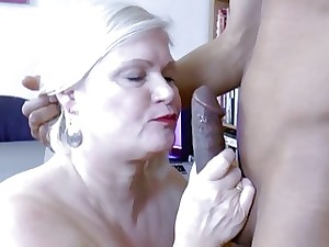 AgedLovE Lacey Starr Huge-titted Tow-haired Grown up Hardcore