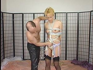 Sabines erste BDSM erfahrung