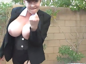 mom with perfect hefty tits needs a good penetrate cheating casting