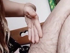 Marley Magdalena's super hairy gams are such a turn on!!!