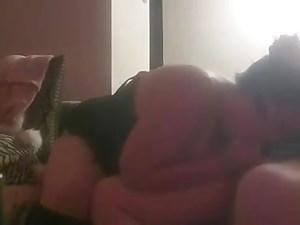 Fuck Pig Caught on Camera Cheating