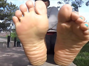 Mature Brazilian soles