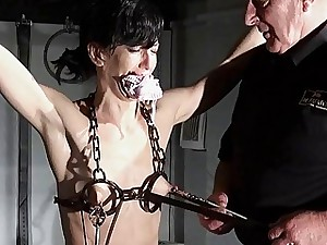 Hardcore bdsm with an increment be worthwhile for turned on punishments be worthwhile for super-naughty