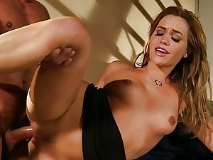 Luxurious Mia Malkova romped increased by got a facial cumshot